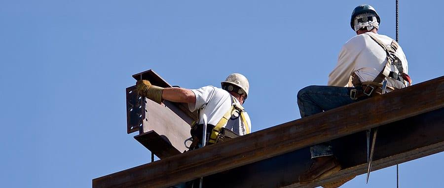 Iron Workers Michigan Road 2 Work